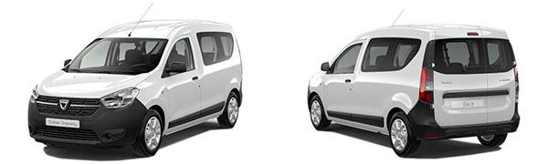 Modelo Dacia Dokker Essential