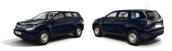 Modelo Dacia Duster Access