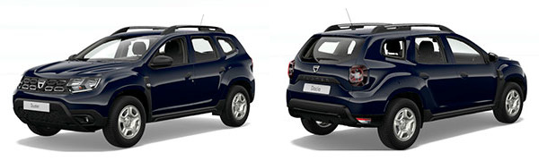 Modelo Dacia Duster Essential