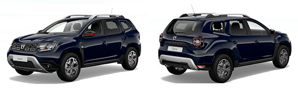 Modelo Dacia Duster SL Xplorer