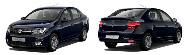 Modelo Dacia Logan Comfort