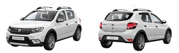 Modelo Dacia Sandero Stepway Essential