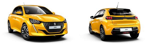 Modelo Peugeot 208 5p Allure