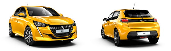 Modelo Peugeot 208 5p Business Line