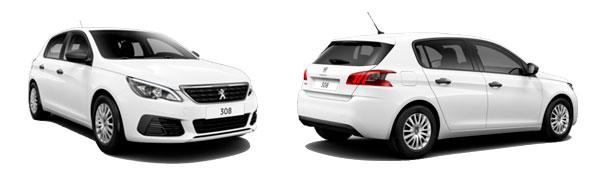 Modelo Peugeot 308 5p Access
