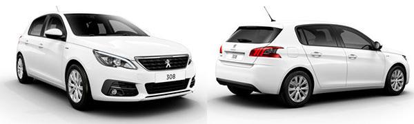 Modelo Peugeot 308 5p Style
