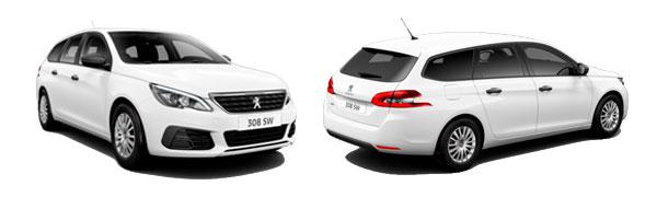 Modelo Peugeot 308 SW Access