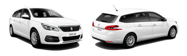 Modelo Peugeot 308 SW Business Line