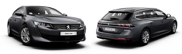 Modelo Peugeot 508 SW Business Line