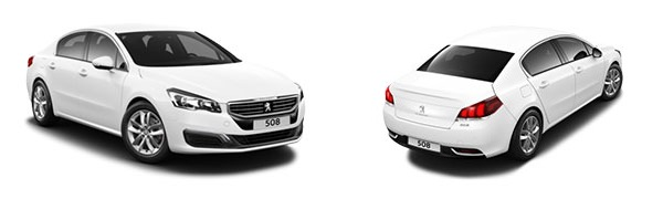 Modelo Peugeot 508 Active