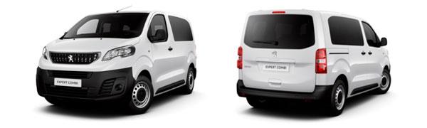 Modelo Peugeot Expert Combi -