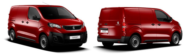 Modelo Peugeot Expert Furgón Pro