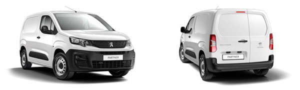 Modelo Peugeot Partner Furgón 3p Pro