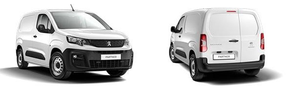 Modelo Peugeot Partner Furgón 4p Grip