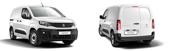 Modelo Peugeot Partner Furgón 4p Premium