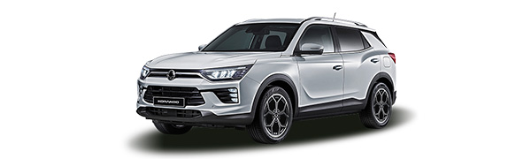 Modelo Ssangyong Korando Premium