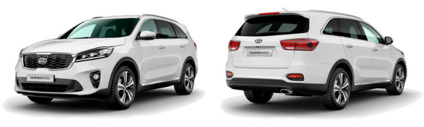 Modelo Kia Sorento Emotion