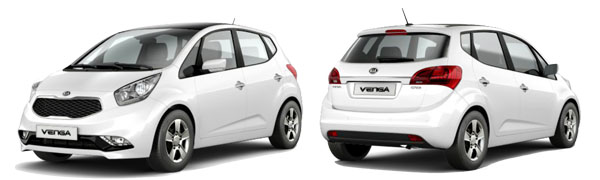 Model Kia Venga Basic