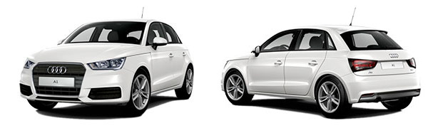 Modelo Audi A1 Sportback Attraction