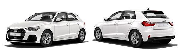 Modelo Audi A1 Sportback -