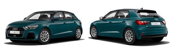 Modelo Audi A1 Sportback Advanced