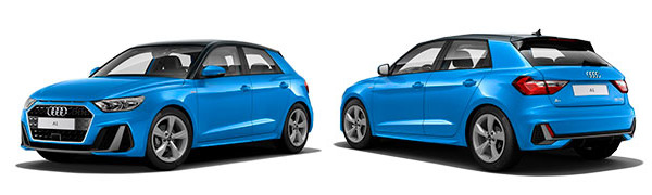 Modelo Audi A1 Sportback S Line