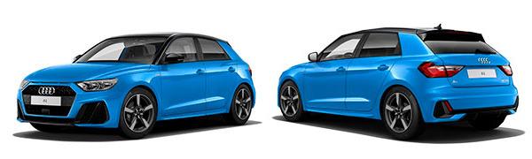 Modelo Audi A1 Sportback Black Line
