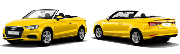 Modelo Audi A3 Cabrio -