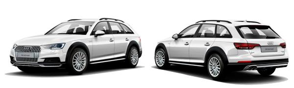 Modelo Audi A4 Allroad Quattro -