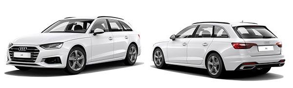 Modelo Audi A4 Avant Advanced