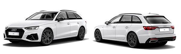 Modelo Audi A4 Avant Black line