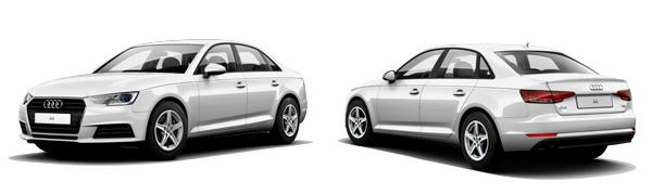 Modelo Audi A4 -