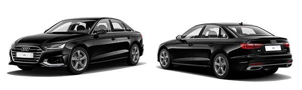Modelo Audi A4 Advance