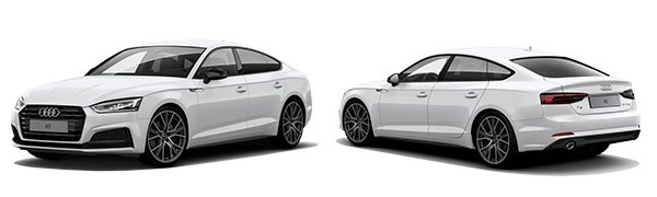 Modelo Audi A5 Sportback -