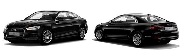 Modelo Audi A5 Coupé -