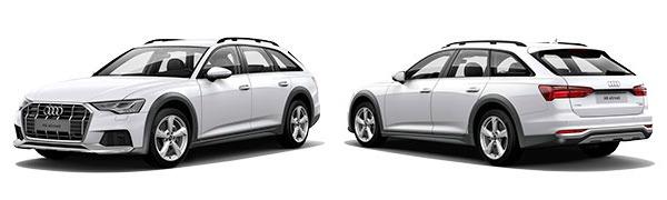Modelo Audi A6 Allroad Quattro -