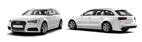 Modelo Audi A6 Avant -