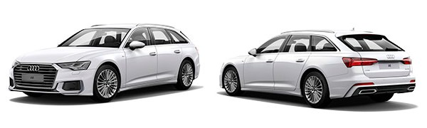 Modelo Audi A6 Avant Design