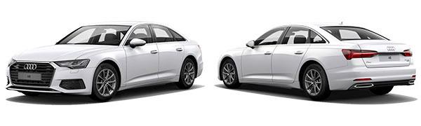 Modelo Audi A6 -