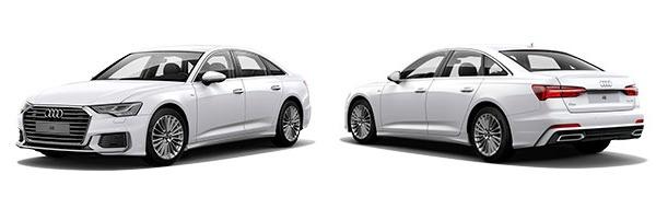 Modelo Audi A6 Design