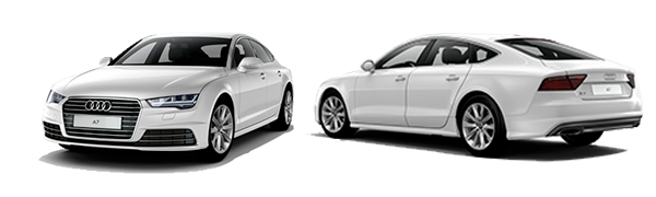 Modelo Audi A7 Sportback -