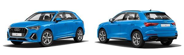 Modelo Audi Q3 S Line