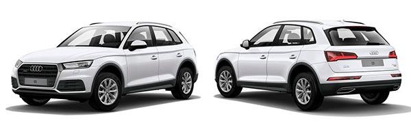 Modelo Audi Q5 -