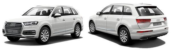 Modelo Audi Q7 -