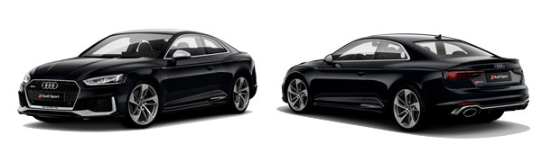 Modelo Audi RS5 Coupé -