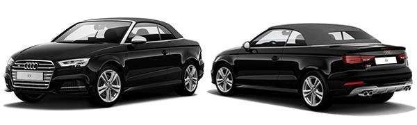 Modelo Audi S3 Cabrio -