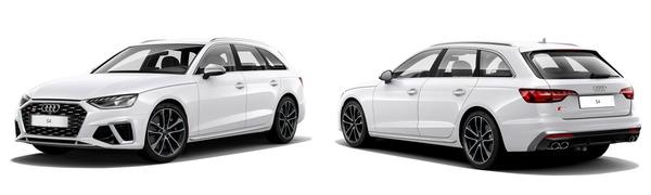 Modelo Audi S4 Avant -