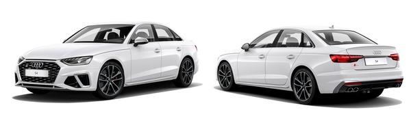 Modelo Audi S4 -