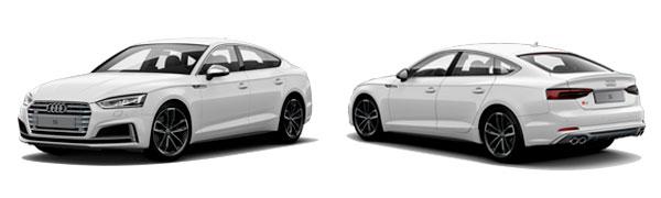 Modelo Audi S5 Sportback -