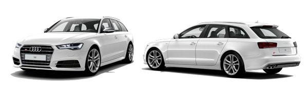 Modelo Audi S6 Avant -